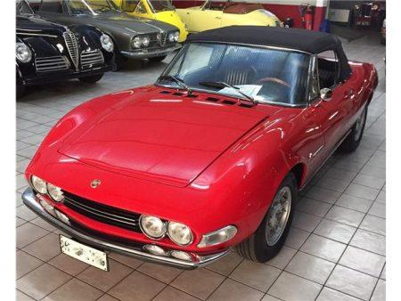 Fiat Dino 2400 spider