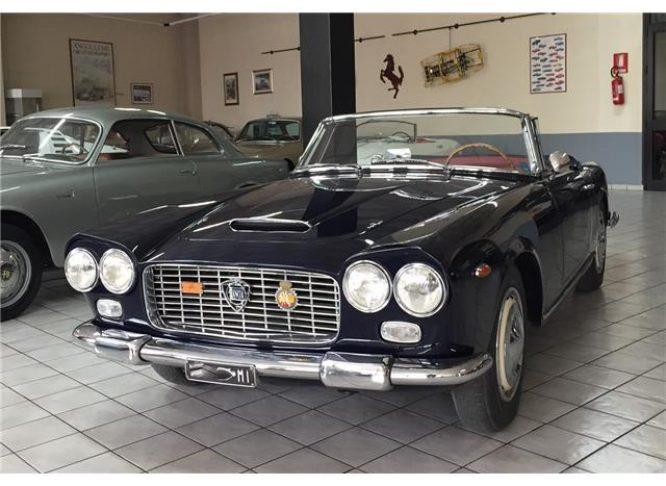 Lancia Flaminia convertible