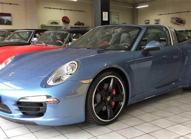 Porsche 991 4S targa 30° anniversary