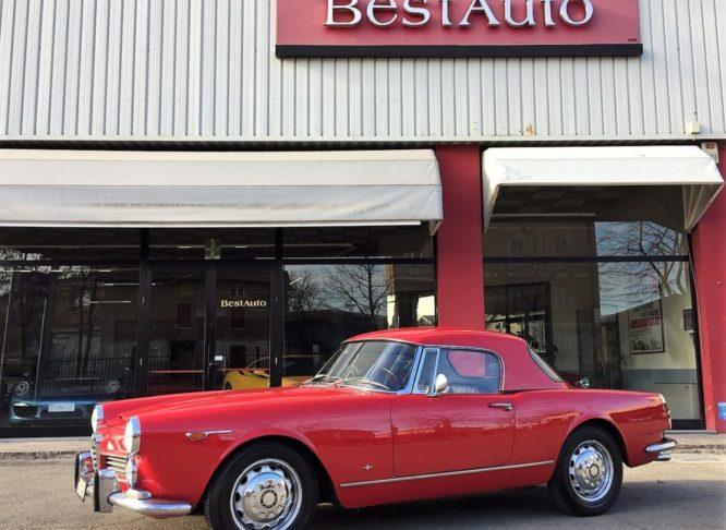 Alfa Romeo 2600 spider Touring
