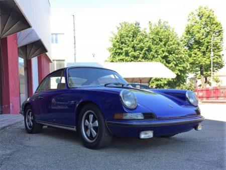 Porsche 2.4 T coupè