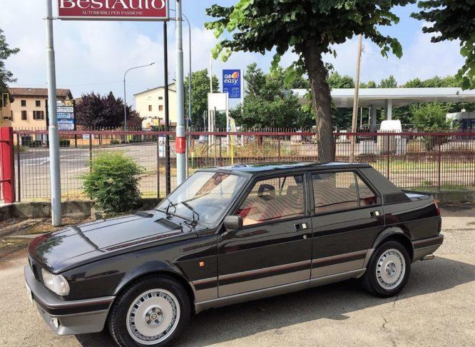 Alfa Romeo Giulietta turbo delta