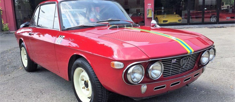 Lancia Fulvia HF 1300