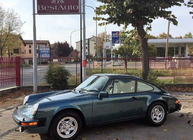 Porsche 3000 SC coupè
