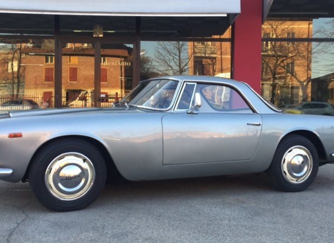 Lancia Flaminia coupè Touring