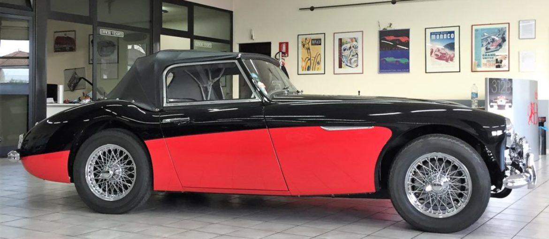 Austin Healey BJ 7 3000 MK I