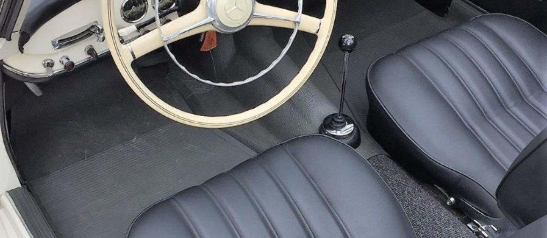 Mercedes SL 190 roadster