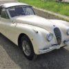 Jaguar XK 120 cabriolet DHC