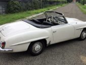 Mercedes SL 190 roadster