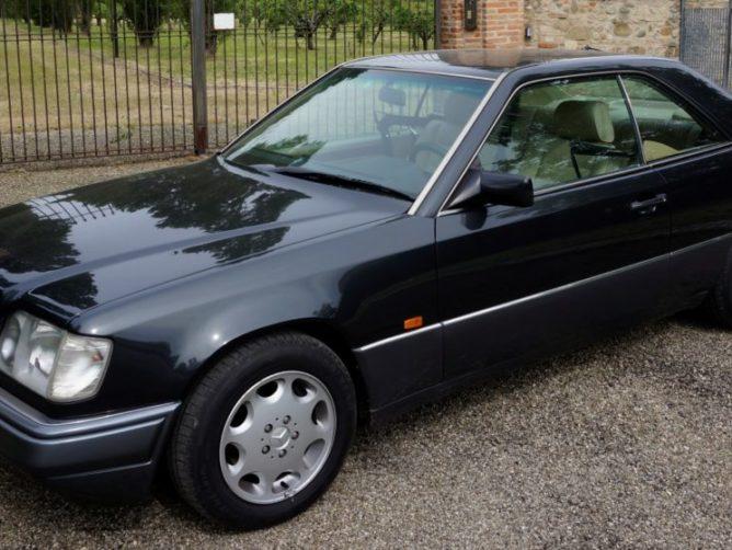 Mercedes 320 CE coupè