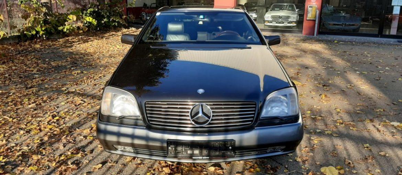 Mercedes classe S 600 V12