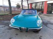 Alfa Romeo Spider 1600 Osso di Seppia