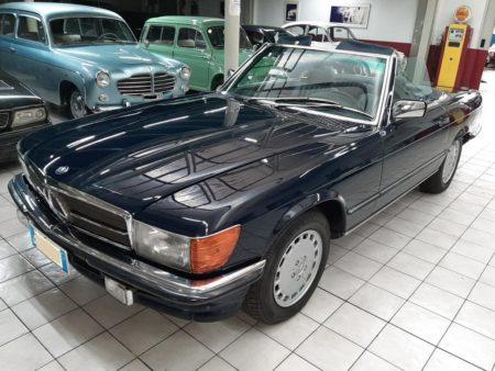 Mercedes SL 500 – R107