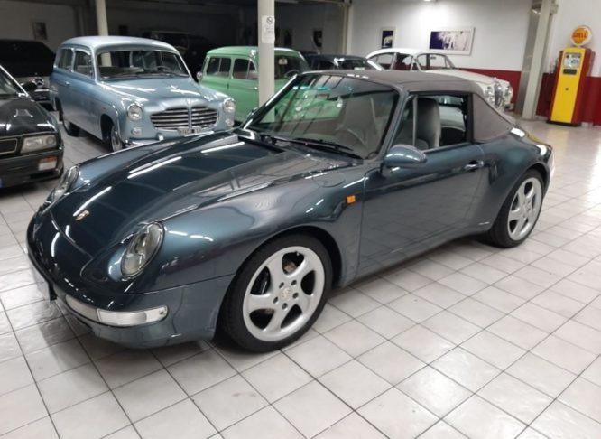 Porsche 911 (993) Carrera Varioram