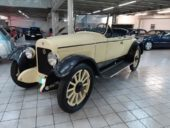 Buick Six 22/44 Roadster 3 seaters 1922