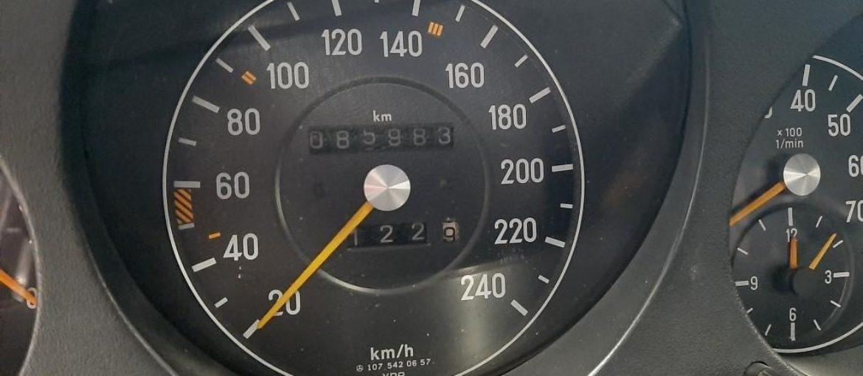 Mercedes 300 SL – R107