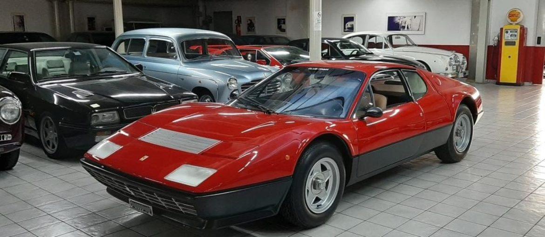 Ferrari 365 GT4 BB – Berlinetta Boxer