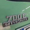 STEYR PUCH 700 C