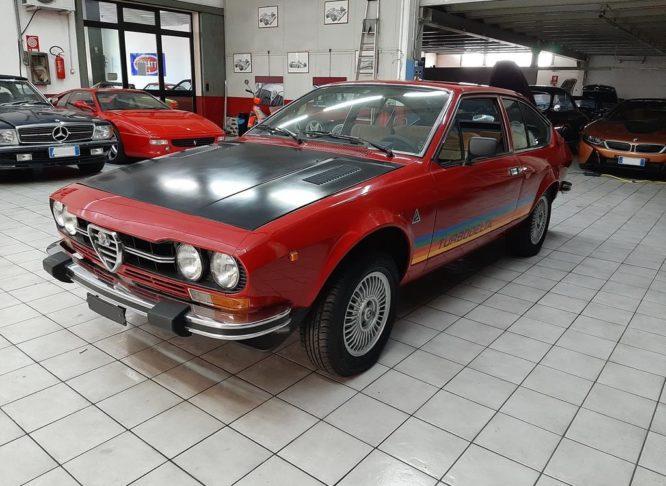 Alfa Romeo GTV 2.0 TURBODELTA