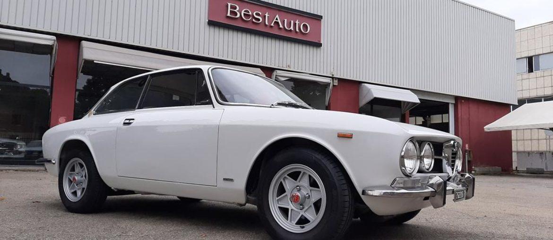 Alfa Romeo GT 1750 Veloce Mk2