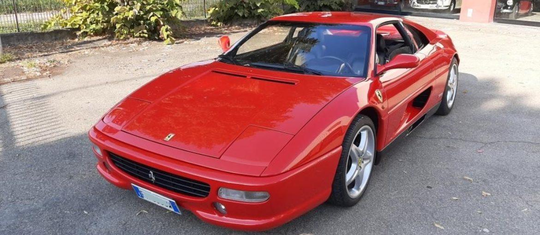 Ferrari F355 Berlinetta F1