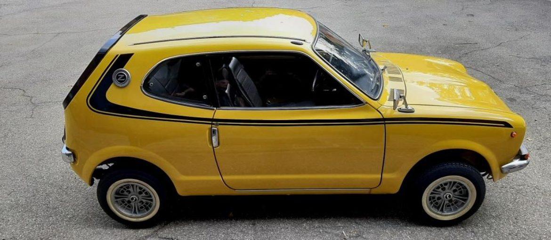 Honda Z 600 Coupè