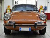 Porsche 911 2.4 T Targa Oel Klappe