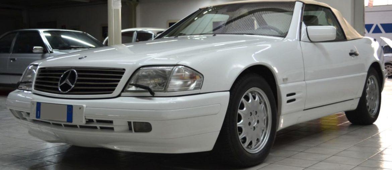 MERCEDES SL 500 (R129)