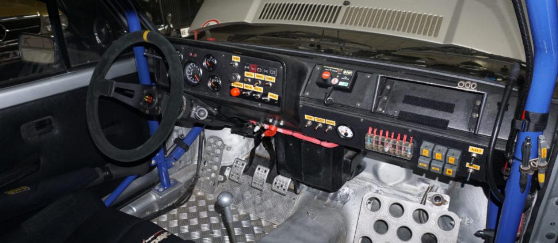VOLKSWAGEN GOLF GTI Mk1 Gr.2
