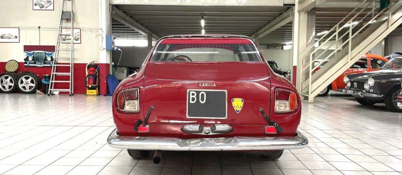 LANCIA Flavia Sport Zagato 1.500